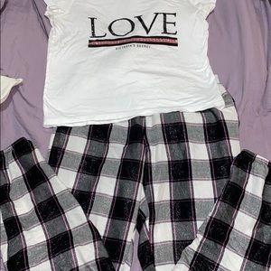 Victoria's Secret PJ Set! 🌸🤩